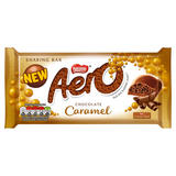 Aero Caramel Chocolate Sharing Bar 100g