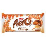 Aero Festive Orange Sharing Bar 90g