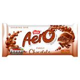 Aero Milk Chocolate Sharing Bar 90g
