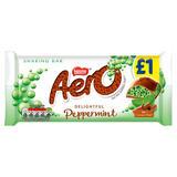 Aero Peppermint Mint Chocolate Sharing Bar 90g PMP £1