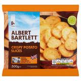 Albert Bartlett Crispy Potato Slices 500g