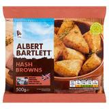 Albert Bartlett Hash Browns 500g