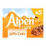 Alpen 5 Light Jaffa Cake Bars 95g