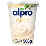 Alpro Vanilla 500g