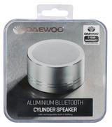 Daewoo Aluminium Bluetooth Cylinder Speaker