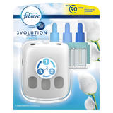 Ambi Pur 3Volution Air Freshener Plug-In Starter Kit Cotton Fresh 20ml