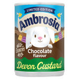 Ambrosia Limited Edition Chocolate Flavour Devon Custard 400g