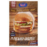 American Ranch Foods Limited Edition 25 Breaded Chicken Burger 1.5kg