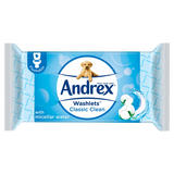 Andrex Classic Clean Washlets with Micellar Water