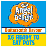 Angel Delight Butterscotch Flavour Whip 6 x 70g (420g)