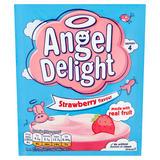 Angel Delight Strawberry Flavour Dessert 59g