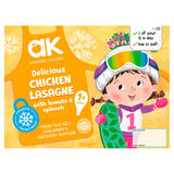 Annabel Karmel Delicious Chicken Lasagne with Tomato & Spinach 1+ Years 200g