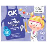 Annabel Karmel Tasty Chicken Tikka with Fluffy Rice 1+ Years 200g