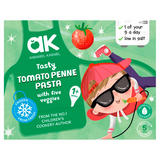 Annabel Karmel Tasty Tomato Penne Pasta with Five Veggies 1+ Years 200g