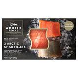 Arctic Royal 2 Arctic Char Fillets 290g