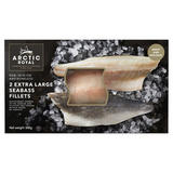 Arctic Royal 2 Extra Large Seabass Fillets 300g