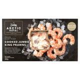 Arctic Royal Cooked Jumbo King Prawns 300g