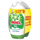 Ariel Washing Liquid Gel Original 1.776L, 48 Washes