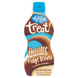 Askey's Treat! Limited Edition Chocolate Fudge Brownie Flavour Topping 325g