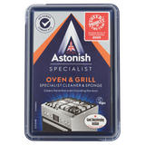 Astonish Specialist Oven & Grill Specialist Cleaner & Sponge 250g