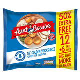 Aunt Bessie's 18 Golden Yorkshires Perfect for Everyday 330g