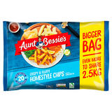 Aunt Bessie's Crispy & Fluffy Homestyle Chips 2.5kg