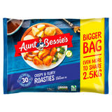 Aunt Bessie's Crispy & Fluffy Roasties 2.5kg