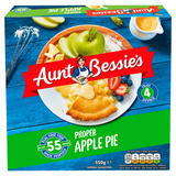 Aunt Bessie's Proper Apple Pie 550g