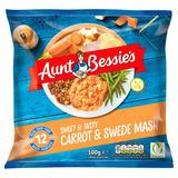 Aunt Bessie's Sweet & Tasty Carrot & Swede Mash 500g