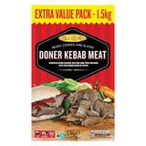 Babek Doner Kebab Meat 1.5kg