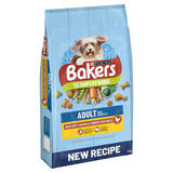 BAKERS ADULT Chicken with Vegetables Dry Dog Food 14kg
