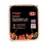 Bar-Be-Quick Disposable BBQ