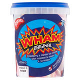 Barratt Wham Original Raspberry & Vanilla Ice Cream 450ml