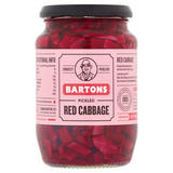 Bartons Pickled Red Cabbage 709g