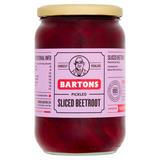 Bartons Pickled Sliced Beetroot 670g