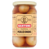 Bartons Traditional Pickled Onions 450g