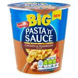 Batchelors Big Pasta 'n' Sauce Chicken & Mushroom Flavour 85g