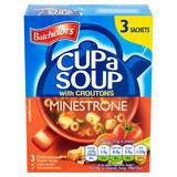 Batchelors Cup a Soup Minestrone with Croutons 68g