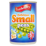 Batchelors Delicious Small Peas 300g