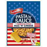 Batchelors Pasta 'n' Sauce American Style Mac 'n' Cheese Bacon Flavour 99g
