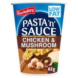 Batchelors Pasta 'n' Sauce Chicken & Mushroom Flavour 65g