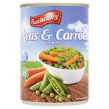 Batchelors Peas and Carrots in Water 400g