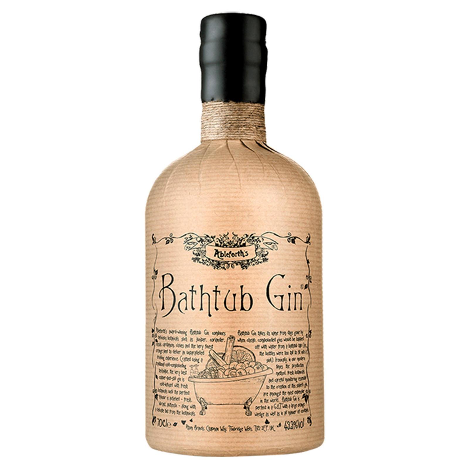 Bathtub Gin 0.7L (43.3% Vol.) - Bathtub - Gin