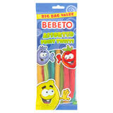 Bebeto Assorted Fruit Twists 250g