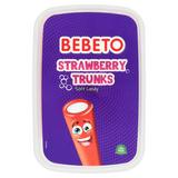 Bebeto Strawberry Trunks Soft Candy