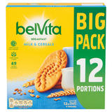 Belvita Breakfast Biscuits Milk & Cereals 12 Packs 540g