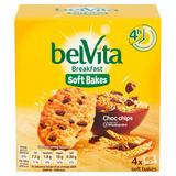 Belvita Breakfast Biscuits Soft Bakes Choc Chips 200g