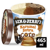 Ben & Jerry's Karamel Sutra Core Ice Cream 465 ml