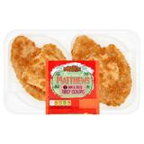 Bernard Matthews 2 Ham & Cheese Turkey Escalopes 285g