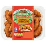 Bernard Matthews Golden Breaded Chicken Goujons 700g